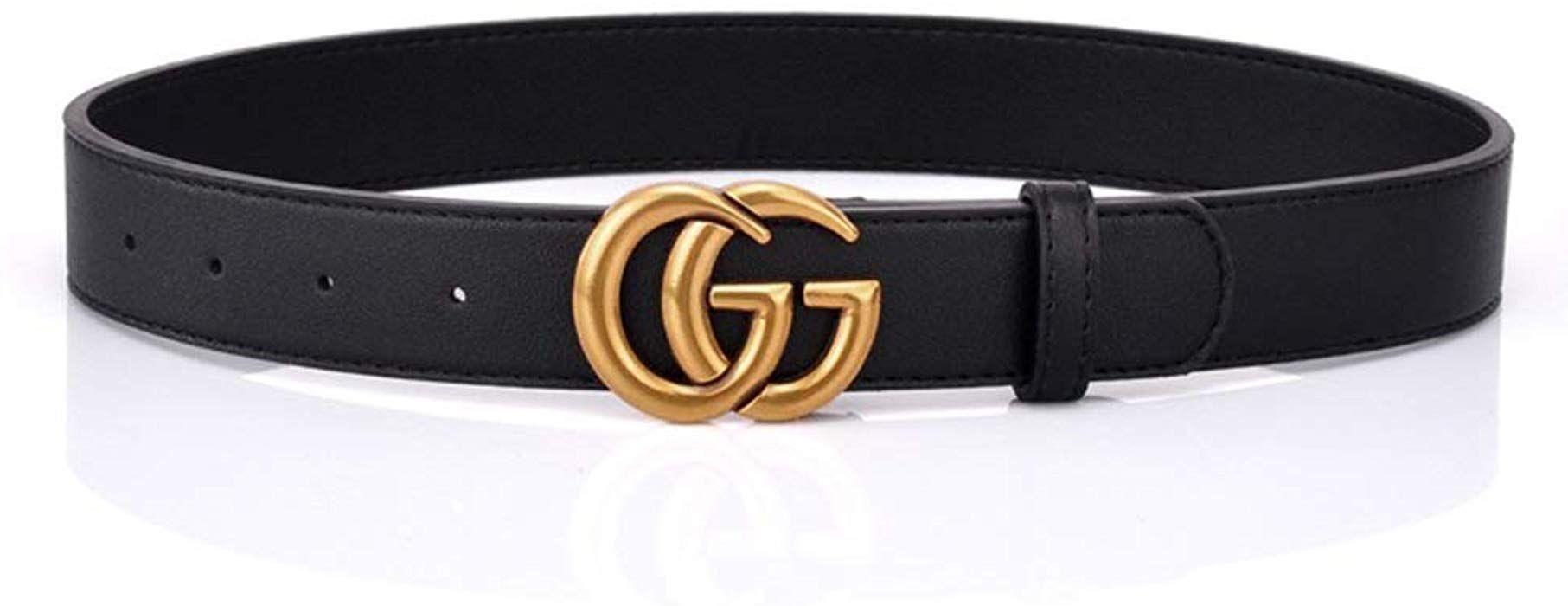 Vintage-esque Gucci belt