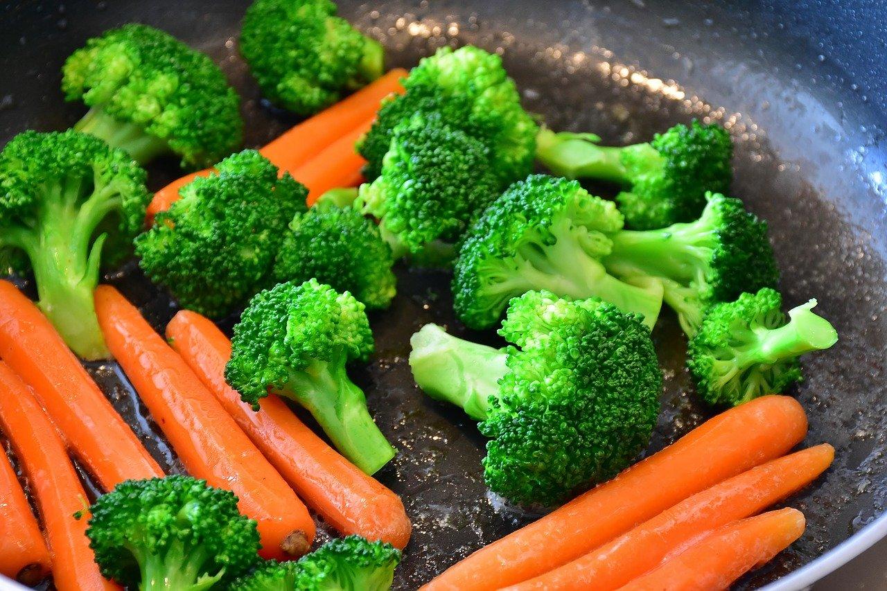 Broccoli Mood-Boosting Foods