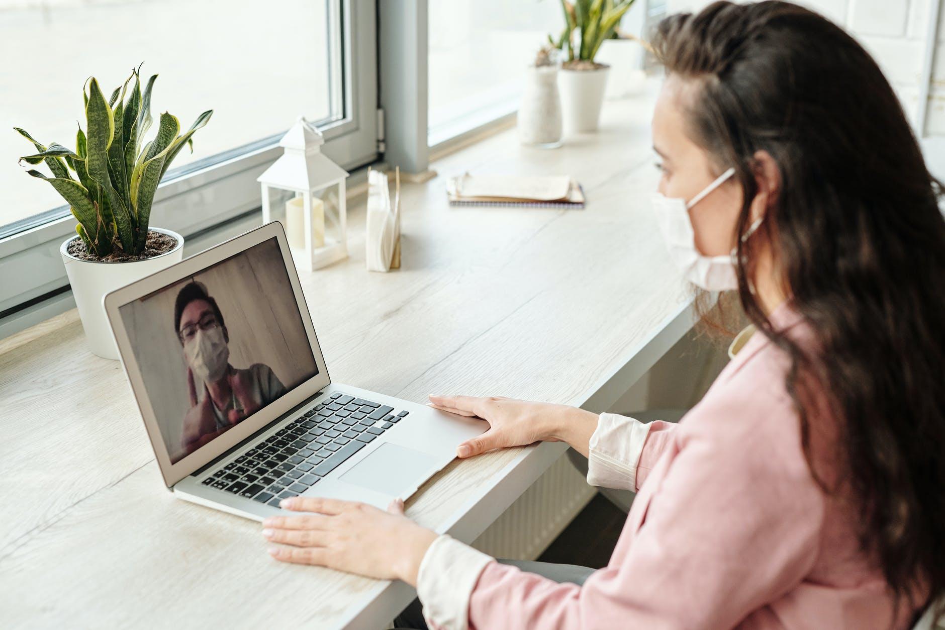 Online during Self Quarantine