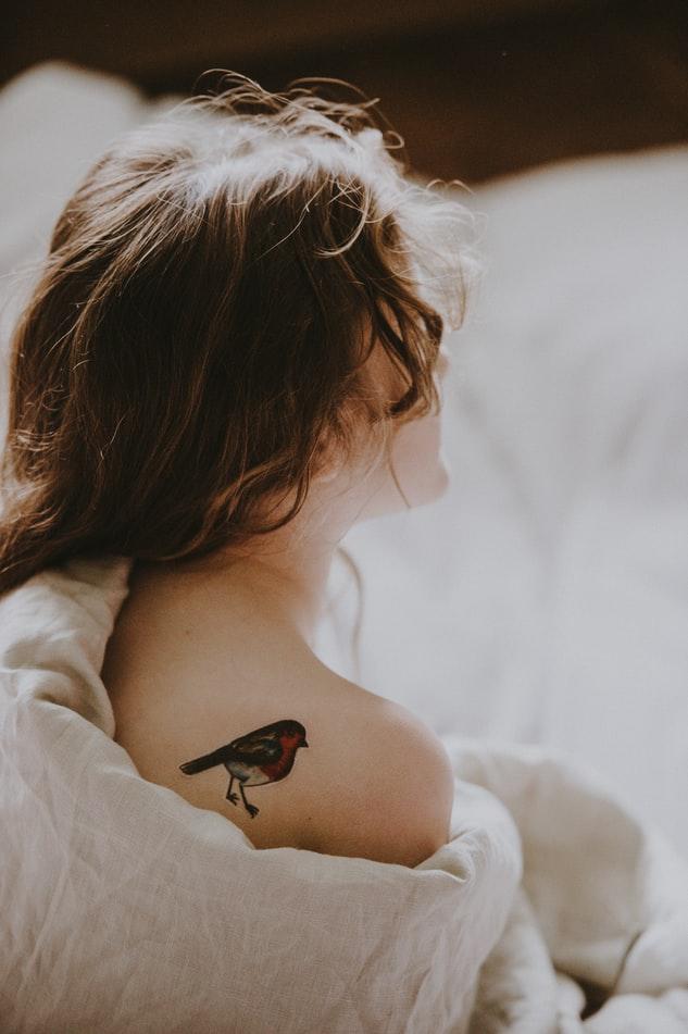 Shoulder Tattoos Basics