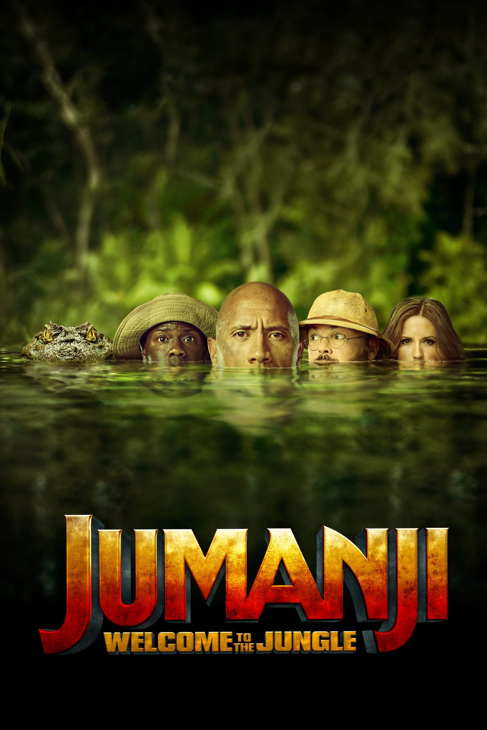 Welcome to the Jungle 123Movies