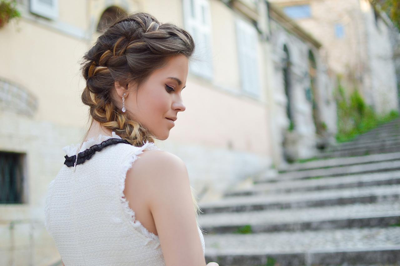silk hair braiding