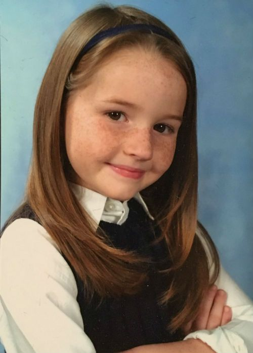 kaitlyn dever at 5