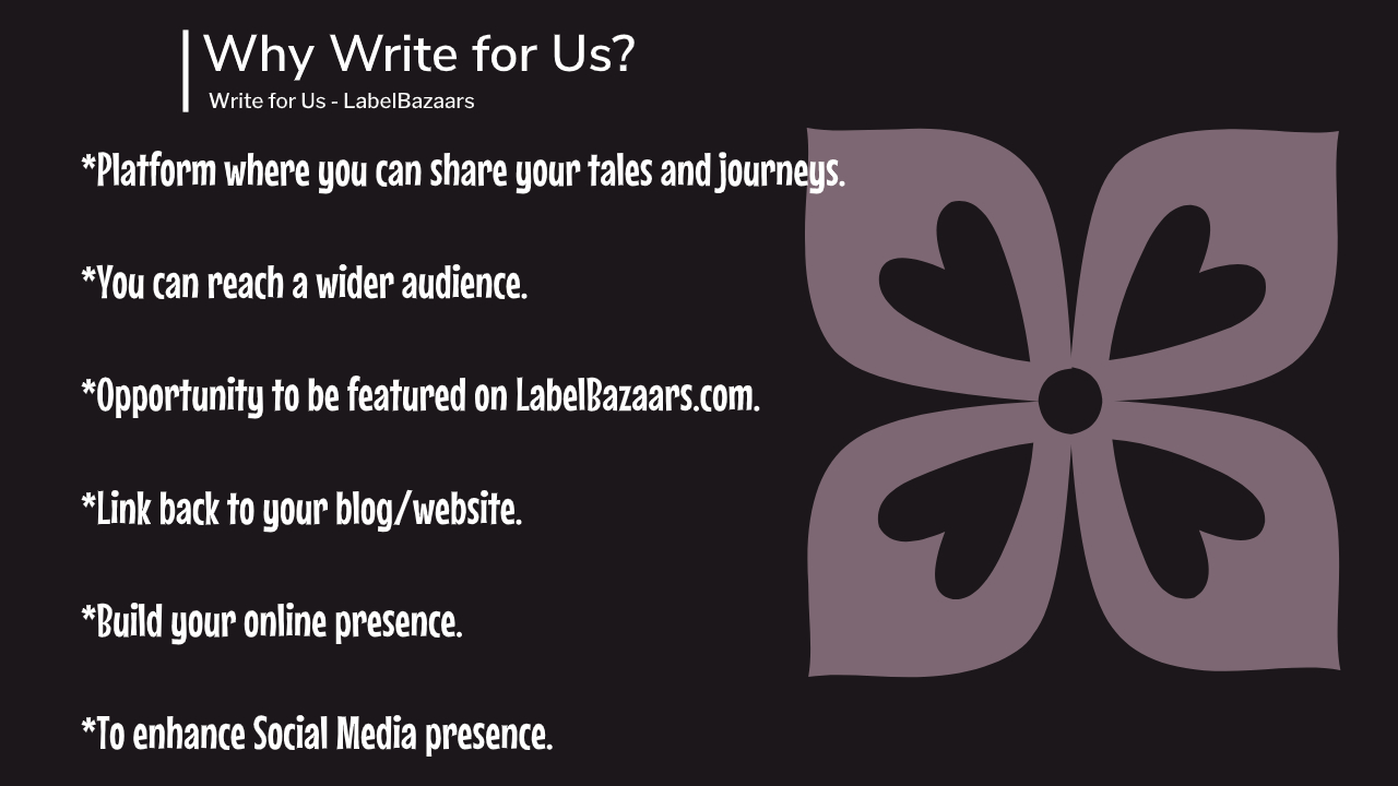 Why Write for LabelBazaars